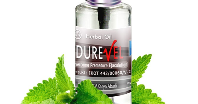 Durevel Spray 100% aman bahan total herbal