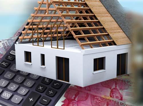 perencanaan biaya membangun rumah