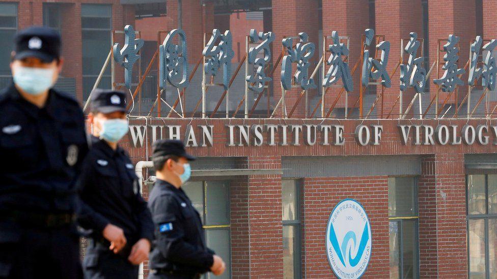 lab virus di Wuhan